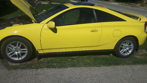2002 Toyota Celica GT 5 SPEED Coupe (2 door)