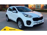 2016 Kia Sportage 1.7 CRDi ISG 2 5dr Manual Diesel Estate