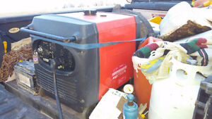 7000 watt sinewave camper special generator with electric start