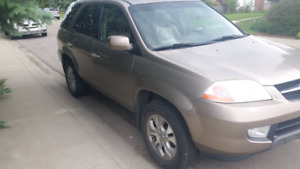 2003 Acura MDX 174000kms