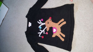 18-24 month pom pom sweater excellent condition