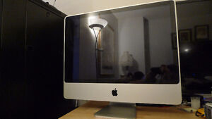 Apple iMac 24 inch (Mid-2007) A1225 Core 2 Duo for Repair .