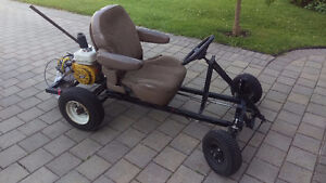 Go Kart with full blown racing clone build $700 or obo