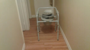 Brand  commode never used before on sale