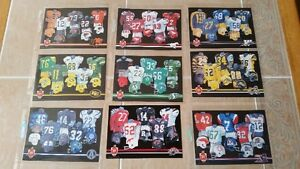 2005-06 Post Cards &100th Grey Cup 2012 Stamps, Post & Greeting