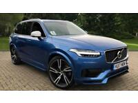 2017 Volvo XC90 T8 Hybrid R-Design Pro AWD Aut Automatic Petrol/Electric Estate