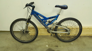Older Norco Chaos full suspension