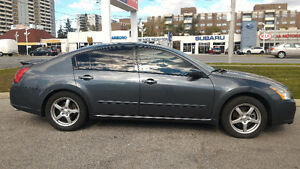 2007 Nissan Maxima SE,Panoramic Sunroof,