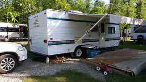 New Price Saturn sunline t24a travel trailer
