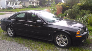 2001 Lincoln LS 167Km 1500$ Or trade for Dirt Bike.