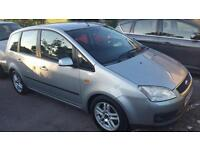 2005 Ford Focus C-MAX 1.6 16v Zetec 80k miles 2 OWNERS FROM NEW