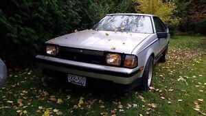 1985 Toyota celica  Gt Hatchback