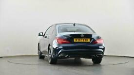 2017 MERCEDES CLA CLA 180 AMG Line 4dr Coupe petrol Manual