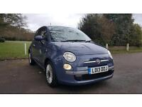 Fiat 500 1.2I LOUNGE S/S / FULL FIAT SERVICE HISTORY / AUTOMATIC / PANORAMIC ROO