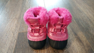 Size 3 baby caribooties