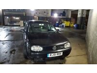VW golf gti 2.0 good condition