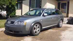 2001 Audi Allroad 2.7T LOW KMS!!!