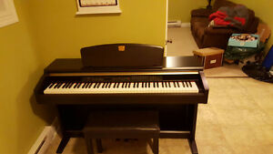 Yamaha full size Piano