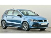 2017 Volkswagen Polo 1.4 TSI ACT BlueGT 5dr Hatchback petrol Manual