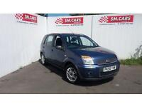 2006 56 FORD FUSION 1.4 TDCi ZETEC CLIMATE.NICE LOW MILEAGE EXAMPLE.12 MONTHSMOT