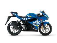 2020 SUZUKI GSX-R125 - SAVE £500