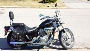 Honda Shadow XLT - Greater Starter - Extras included