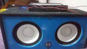 Clarion pro subs with kenwood amp