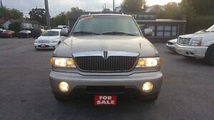 LINCOLN NAVIGATOR 4X4 *** FULLY LOADED *** EASY FINANCING $5995