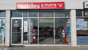 Montreal Rd. - Large Retail Space for Rent near busy Plaza