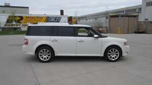 2010 Ford Flex Limited, AWD,Leather, Auto 3/Y warranty available