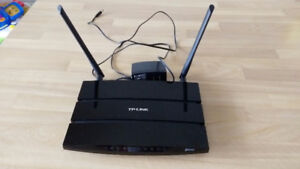 TP-LINK N600 wireless dual band Gigabyte router