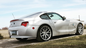 BMW Z4 COUPE 3.0LSI