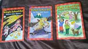 Magic school bus books Cambridge Kitchener Area image 1