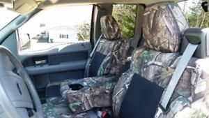 Camo Seat Covers to Fit F150