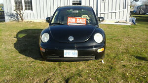 1998 Volkswagen New Beetle Hatchback