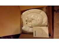 Brand New White IKEA Toilet Seat