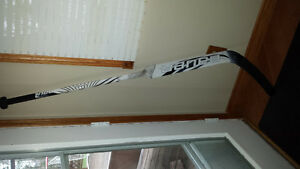 Goalie ice hockey stick