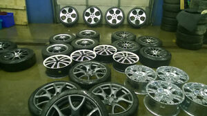 "TIRES / RIMS / INSTALLS / BALANCING CLEAROUT ON WINTERS!!$!$""!"
