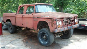 Looking for early dodge crew cab