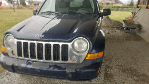 2006 Jeep Liberty limited SUV, Crossover,diesel,crd