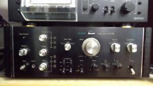 Vintage Sansui Au-9900 Amplifier