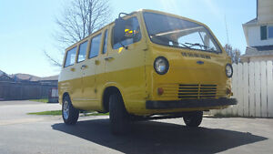 1965 Chevy g10 sportsvan 7500 OBO serious  inquires