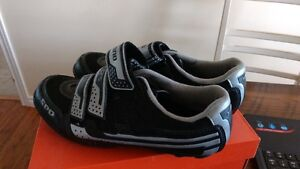 Shimano SPD Road bike shoes with cleat Size 10