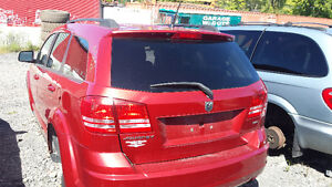 dodge journey 2009 en pieces