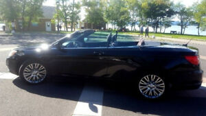 LUXUEUSE CHRYSLER 200 TOURING CONVERTIBLE 2012 AUTOMATIQUE WOW !