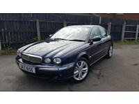 OUTSTANDING..2007 JAGUAR X TYPE SE DIESEL.ONLY 74000 MILES,DIESEL.FULL LEATHER.s type.xf.bmw.m3.audi