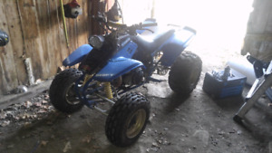 Yamaha Warrior 350 1987