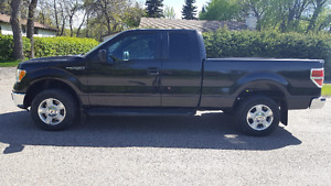2012 FORD F150 XLT 4X4 4dr EXT CAB 40000kms $23000 tax in