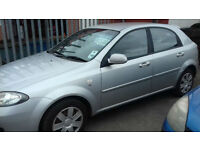 2007 Chevrolet Lacetti 1.4 SE 61K ( Best Offers Welcome )