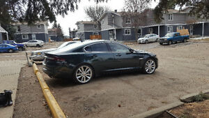 2014 Jaguar XF 3.0l supercharged